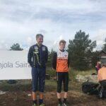 Touko Viking-rastien voittoon, Valtteri hallitsi Pohjantähti-sprinttiä