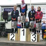 Neljä mitalia nuorten MM-kisoista, Jenny Vuori SM-sprintissä hopealle!